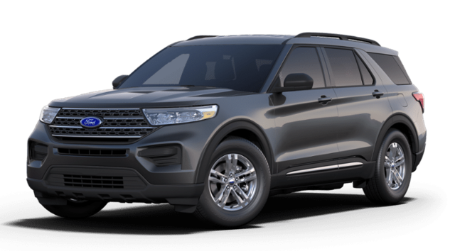 New 2020 Ford Explorer XLT SUV 1FMSK8DH2LGB64584 near San Francisco